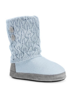 Muk Luks Light Blue