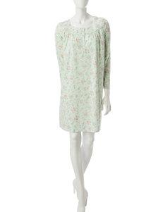 Aria Green Nightgowns & Sleep Shirts