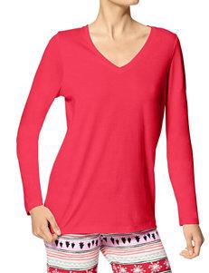 Hue Plus-size V-Neck Pajama Top