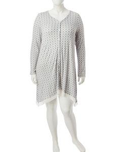 Ellen Tracy Green Nightgowns & Sleep Shirts