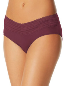 Warners No Pinches Lace Hipster Panties