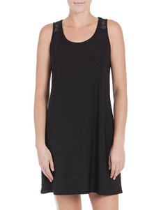Linea Donatella Black Nightgowns & Sleep Shirts