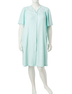 Jasmine Rose Aqua Robes, Wraps & Dusters