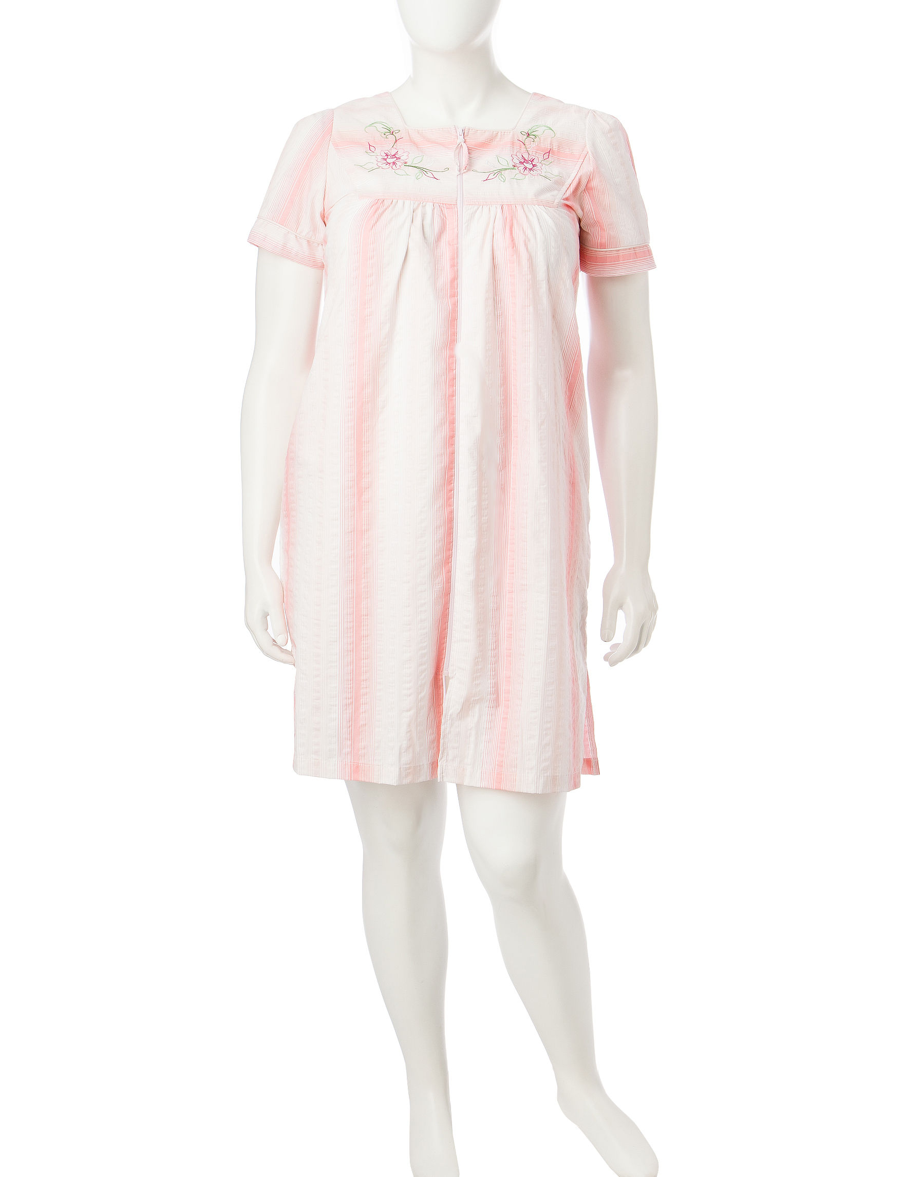 Rebecca Malone Pink Robes, Wraps & Dusters