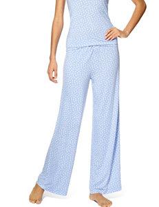 Hue Blue Pajama Bottoms
