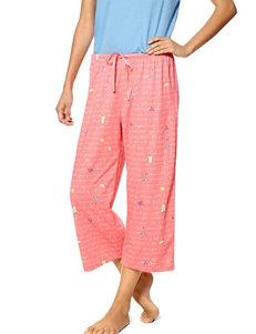 Hue Orange Pajama Bottoms