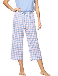 Hue Plus-size Capri Pajama Pants
