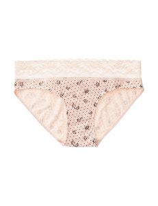 Rene Rofe Silver Panties