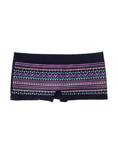 B Intimates Aztec Print Panties Boyshort