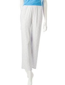 Cool Girl Grey Pajama Bottoms
