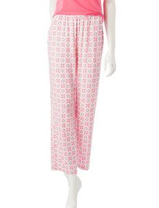 Cool Girl Pink Pajama Bottoms
