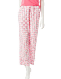 Cool Girl Pink Pajama Bottoms