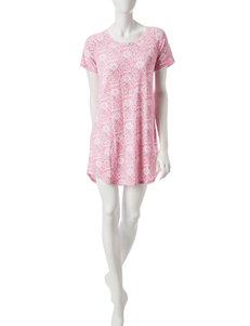 Cool Girl Pink Pajama Tops