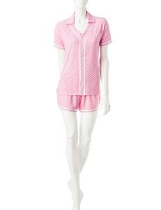 Hanes Light Purple Pajama Sets
