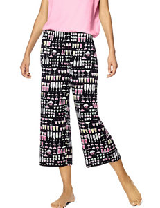 Hue Plus-size Retro Happy Hour Pajama Capris