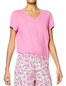 Hue Plus-size Basic Pajama Tee