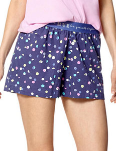 Hue Broken Dots Sleep Shorts