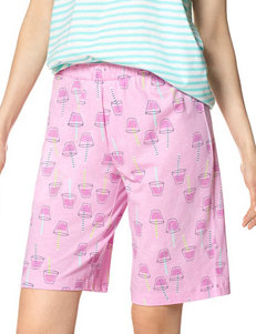 Hue Pink Pajama Bottoms