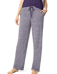 Hue Purple Pajama Bottoms