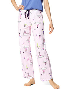 Hue Yoga Lessons Pajama Pants