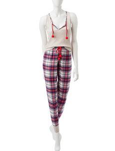 PJ Couture Oatmeal Pajama Sets