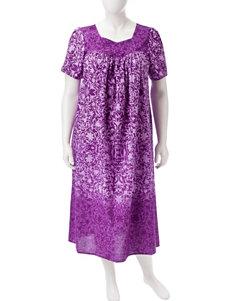 Loungees Purple House Dresses