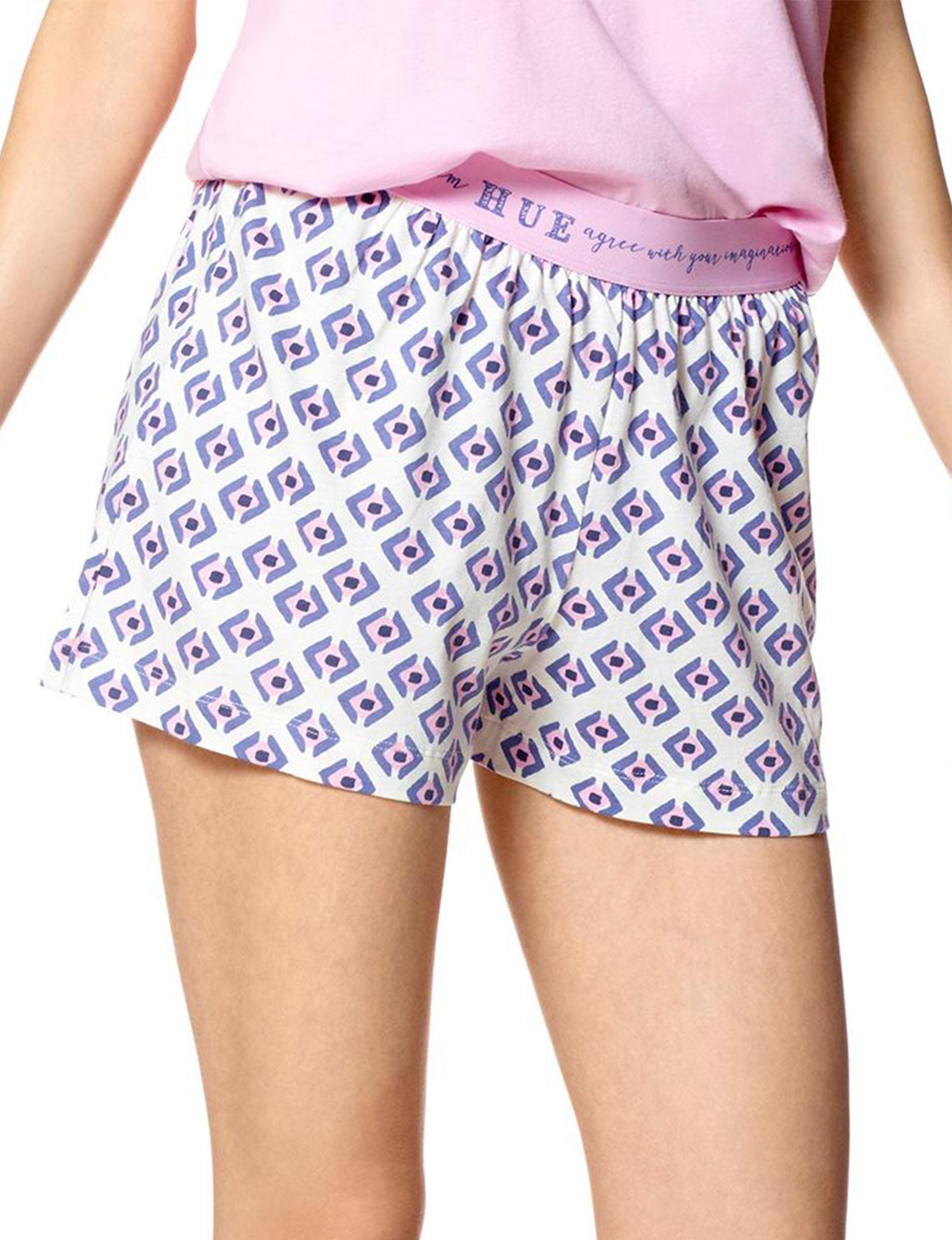 Hue Purple Pajama Bottoms