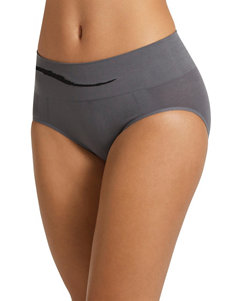 Jockey Grey Panties Hipster