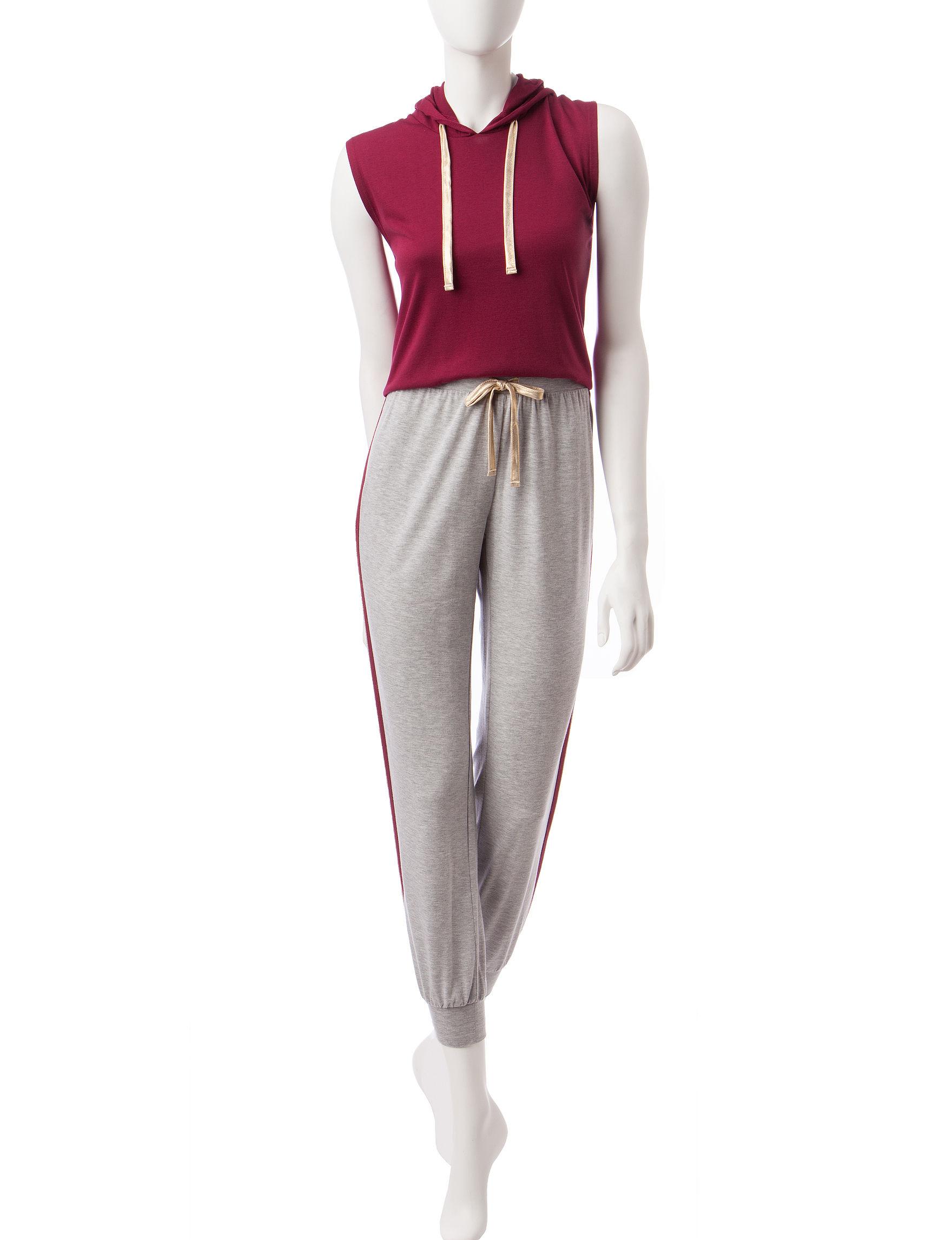 PJ Couture Berry Pajama Sets