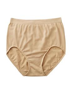 Vanity Fair Beige Panties Briefs