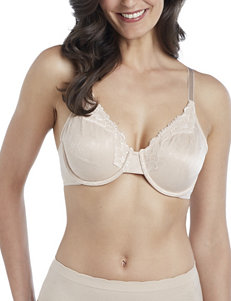 Ellen Tracy Beige Bras Full Coverage Underwire