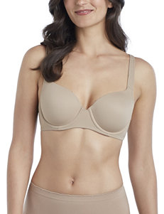 Ellen Tracy Nude Bras Full Coverage Underwire