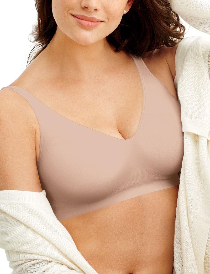 Bali Nude Bras Full Coverage Wireless