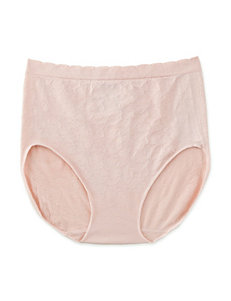 Ellen Tracy Beige Panties Briefs Seamless