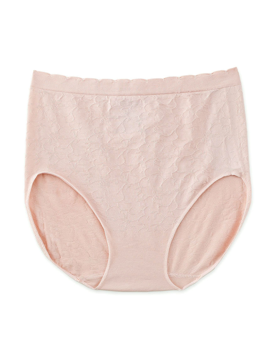 Ellen Tracy Beige Panties Briefs