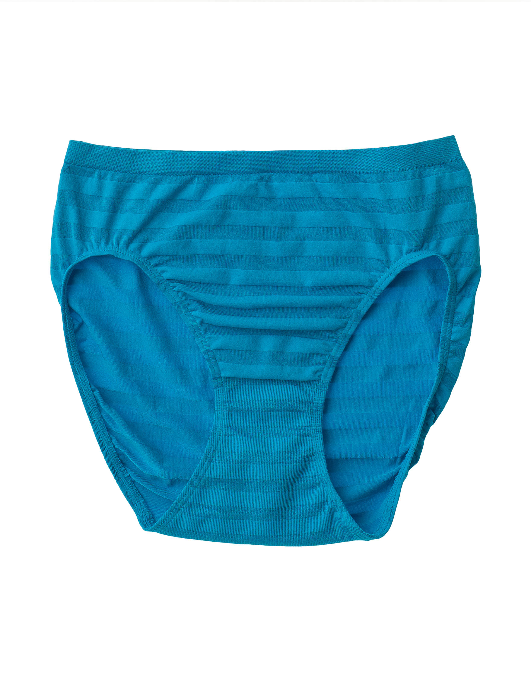 Jockey Turquoise Panties Bikini High Cut