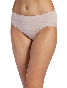 Jockey Nude Panties Bikini High Cut
