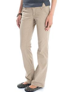 Unionbay® Solid Color Uniform Pants – Juniors
