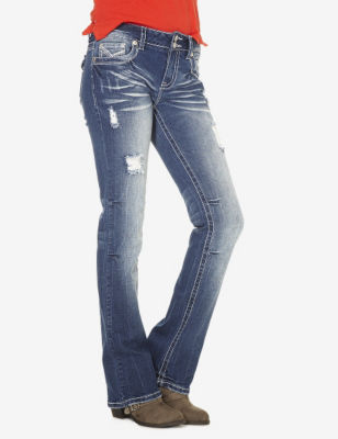 View 2017 Fashion Jeans to Show Your Beauty | Jean Yu Beauty ...