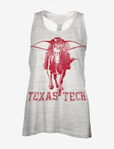 Texas Tech Red Raiders Slub Tank Top – Juniors