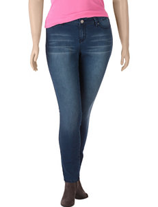 YMI Mia Stretch Jeggings – Juniors Plus