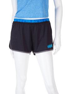 Crunch Performance Waist Shorts –Juniors