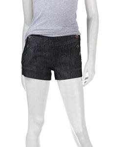 Boom Boom Dark Wash Sailor Shorts