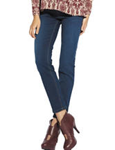 Signature Studio Dark Wash Denim Stretch Jeggings