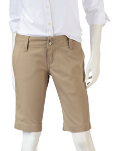 Dickies Khaki Uniform Bermuda Shorts