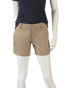 Dickies Solid Color Uniform Shorts