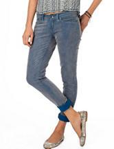 Unionbay® Lucille Solid Color Coral Corduroy Pants