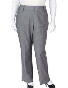 Joe Benbasset Solid Color Truffle Career Pants ÐÊJuniors-plus