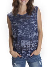 Unionbay®  Amanda Burnout Tank Top