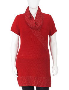 Extra Touch Bright Red Tunics